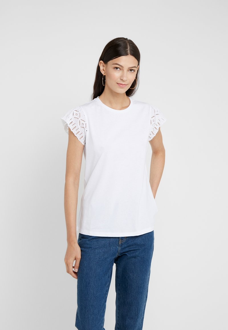 MICHAEL Michael Kors - Basic T-shirt - white