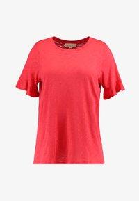 MICHAEL Michael Kors - SLUB TEE - T-Shirt basic - sea coral - 3