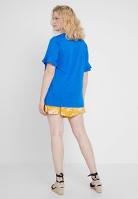 MICHAEL Michael Kors - SLUB TEE - T-shirts - grecian blue - 2