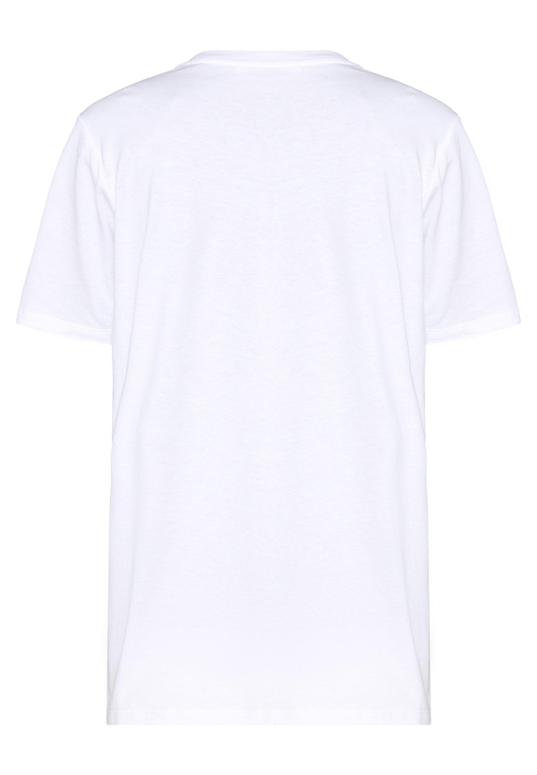 Michael Kors Logo - T-shirt Med Print White