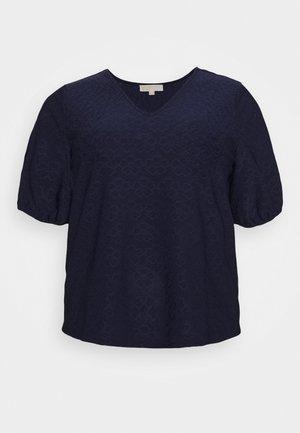 T-shirt basic - true navy