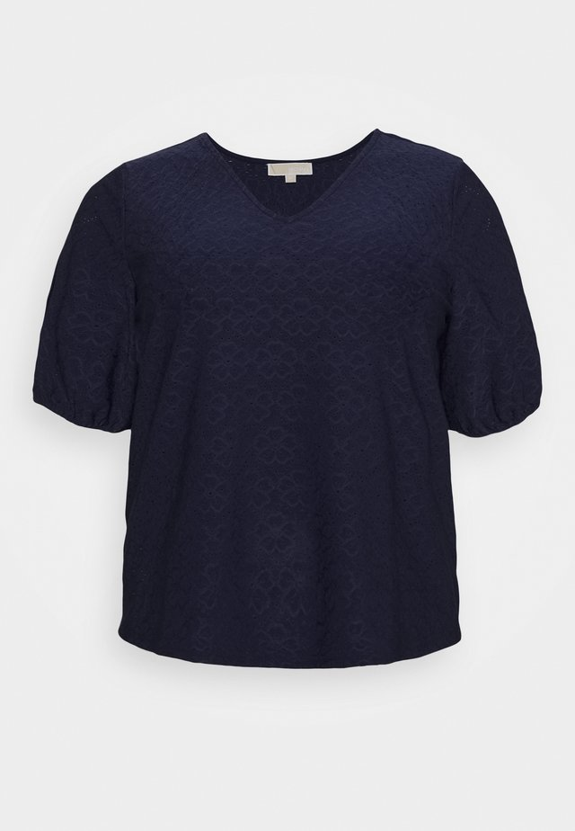 T-shirt basic - true navy