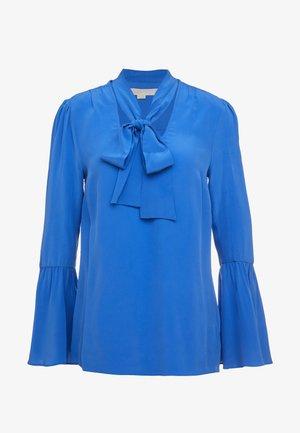 BELL - Blouse - grecian blue