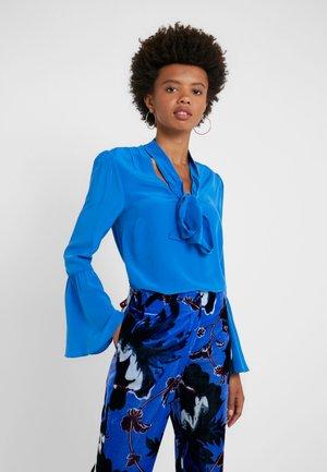 BELL - Bluser - grecian blue