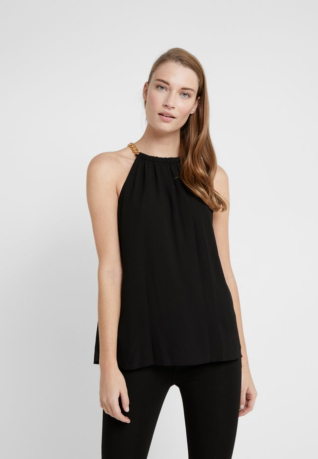 BLOUSE - Bluse - black
