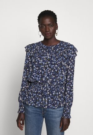 GARDEN PATCH - Blouse - chambray