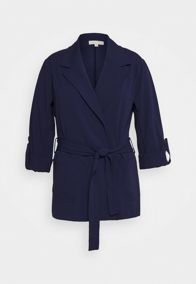 EASY SNAP  - Blazer - true navy