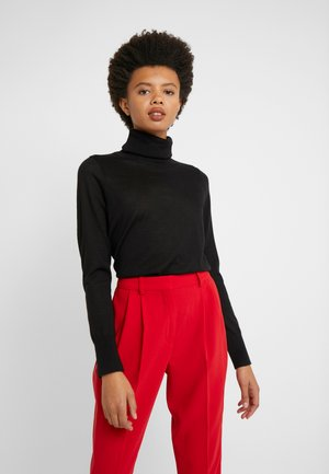 BASICS  - Sweter - black