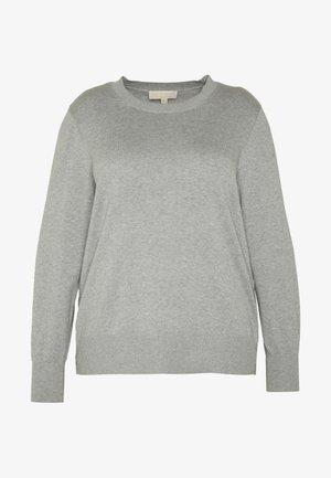 Sweter - pearl heather