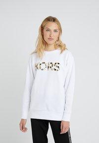 MICHAEL Michael Kors - LOGO - Sweatshirt - white - 0