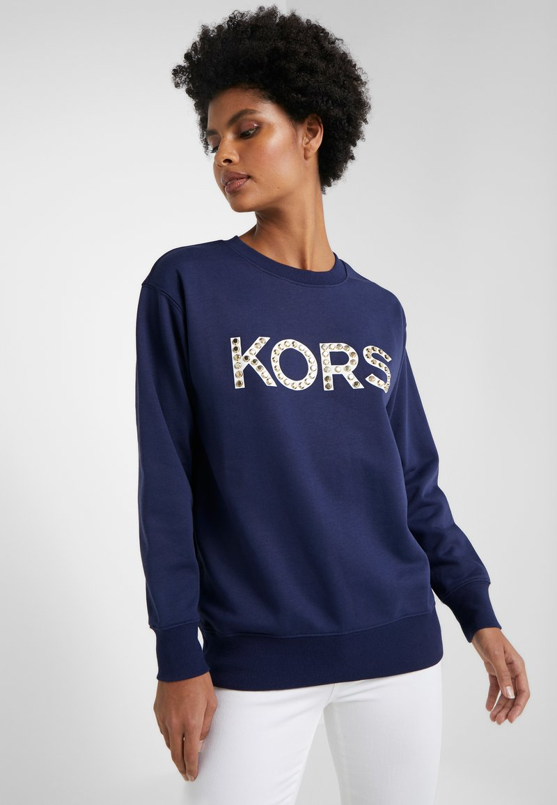 MICHAEL Michael Kors - Sweatshirt - true navy