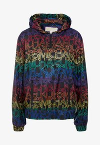 MICHAEL Michael Kors - RAINBOW POPOVER - Veste légère - black/multi-coloured - 3