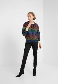 MICHAEL Michael Kors - RAINBOW POPOVER - Veste légère - black/multi-coloured - 1