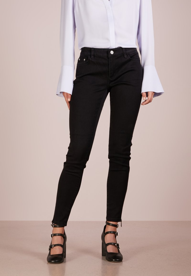MICHAEL Michael Kors - AVA  - Jeans Skinny Fit - black
