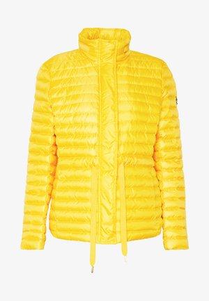 Gewatteerde jas - bright dandelion