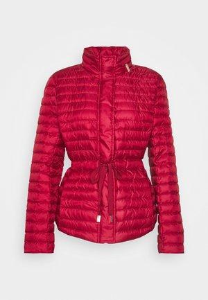Down jacket - maroon