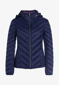 MICHAEL Michael Kors - SHORT PACKABLE PUFFER - Chaqueta de plumas - dark navy - 6