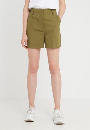 Shorts - smokey olive