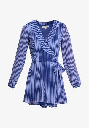RAILRD WRAP  - Tuta jumpsuit - twilight blue
