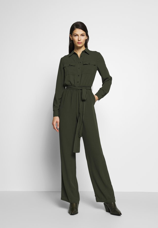 SAFARI - Overall / Jumpsuit - ivy