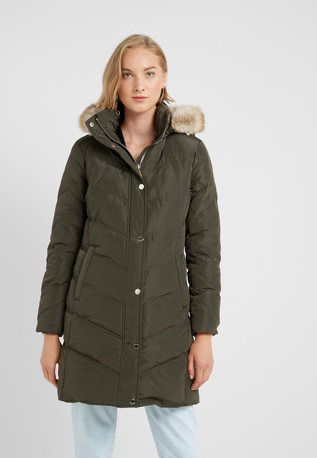 Down coat - ivy