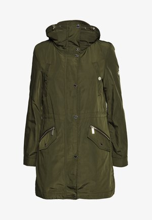 CLASSIC LONG ANORAK - Parka - olive