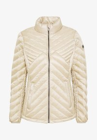 MICHAEL Michael Kors - FITTED PACKABLE PUFFER - Kurtka puchowa - dune - 6