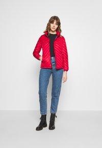 MICHAEL Michael Kors - FITTED PACKABLE PUFFER - Down jacket - red - 1