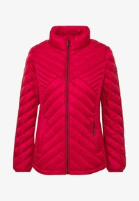 MICHAEL Michael Kors - FITTED PACKABLE PUFFER - Down jacket - red - 3