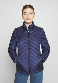 MICHAEL Michael Kors - FITTED PACKABLE PUFFER - Kurtka puchowa - true navy - 0