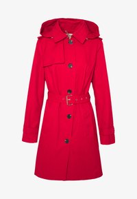 MICHAEL Michael Kors - NEW WITH HOOD  - Trenchcoats - red - 8