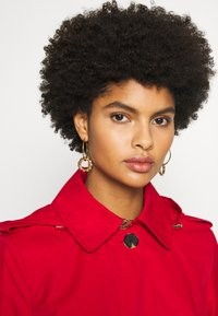 MICHAEL Michael Kors - NEW WITH HOOD  - Trenchcoats - red - 6