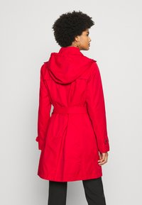 MICHAEL Michael Kors - NEW WITH HOOD  - Trenchcoats - red - 2