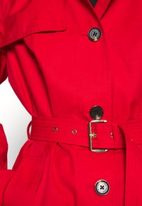 MICHAEL Michael Kors - NEW WITH HOOD  - Trenchcoats - red - 9