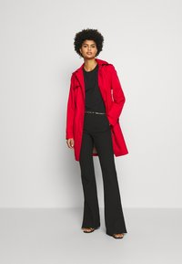 MICHAEL Michael Kors - NEW WITH HOOD  - Trenchcoats - red - 1