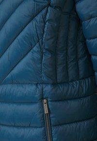 MICHAEL Michael Kors - ZIP FRONT PACKABLE WHOOD - Light jacket - blue - 2