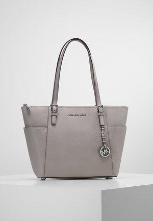 Tote bag - pearl grey