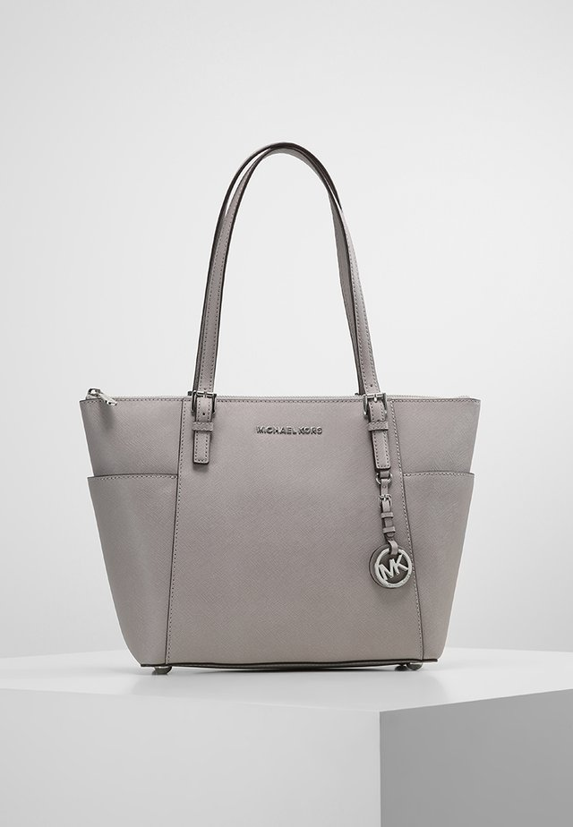 Bolso shopping - pearl grey