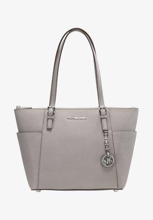 Velká kabelka - pearl grey