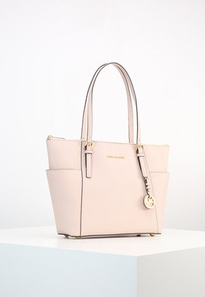 Shopping bag - soft pink