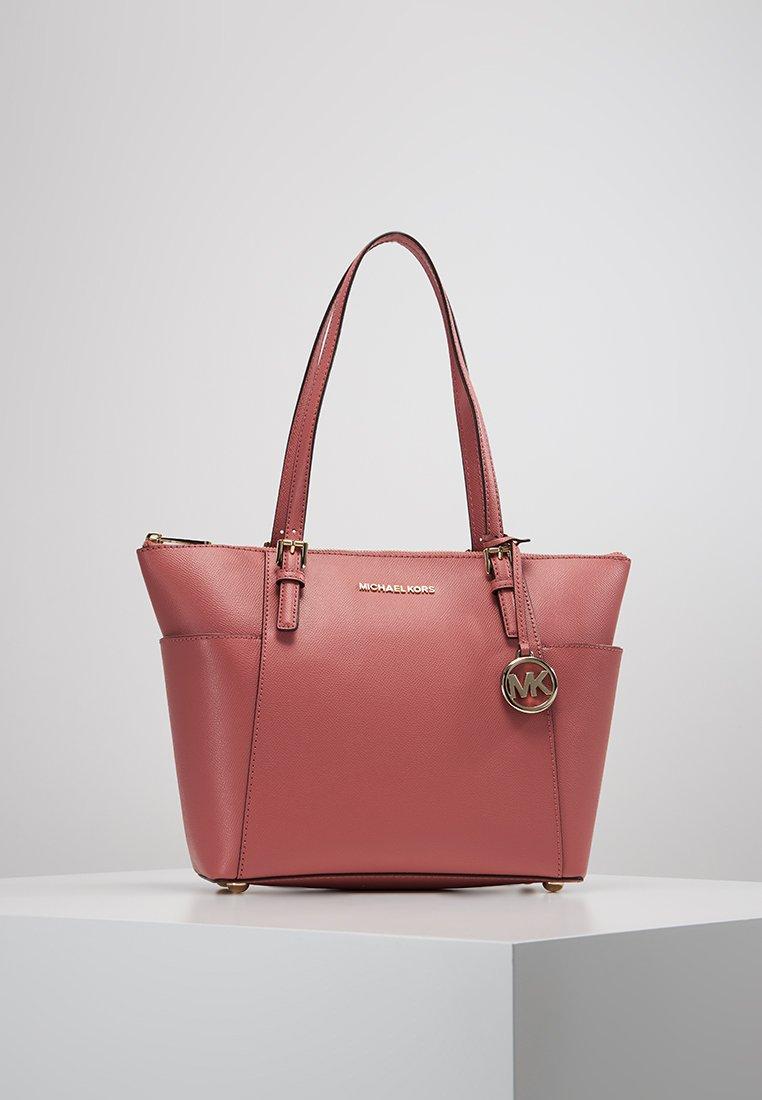 MICHAEL Michael Kors Shoppingveske pink Zalando.no
