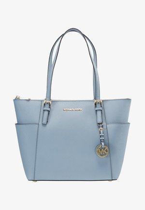 Velká kabelka - pale blue