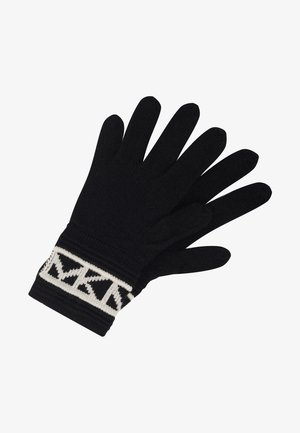 MK TRIM GLOVE - Hansker - black