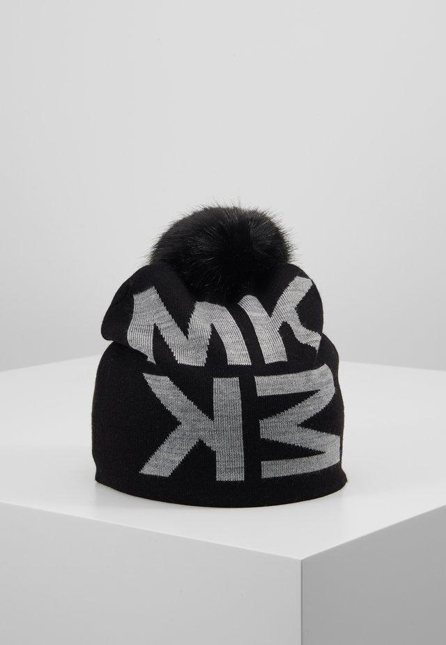 BEANIE - Mütze - black