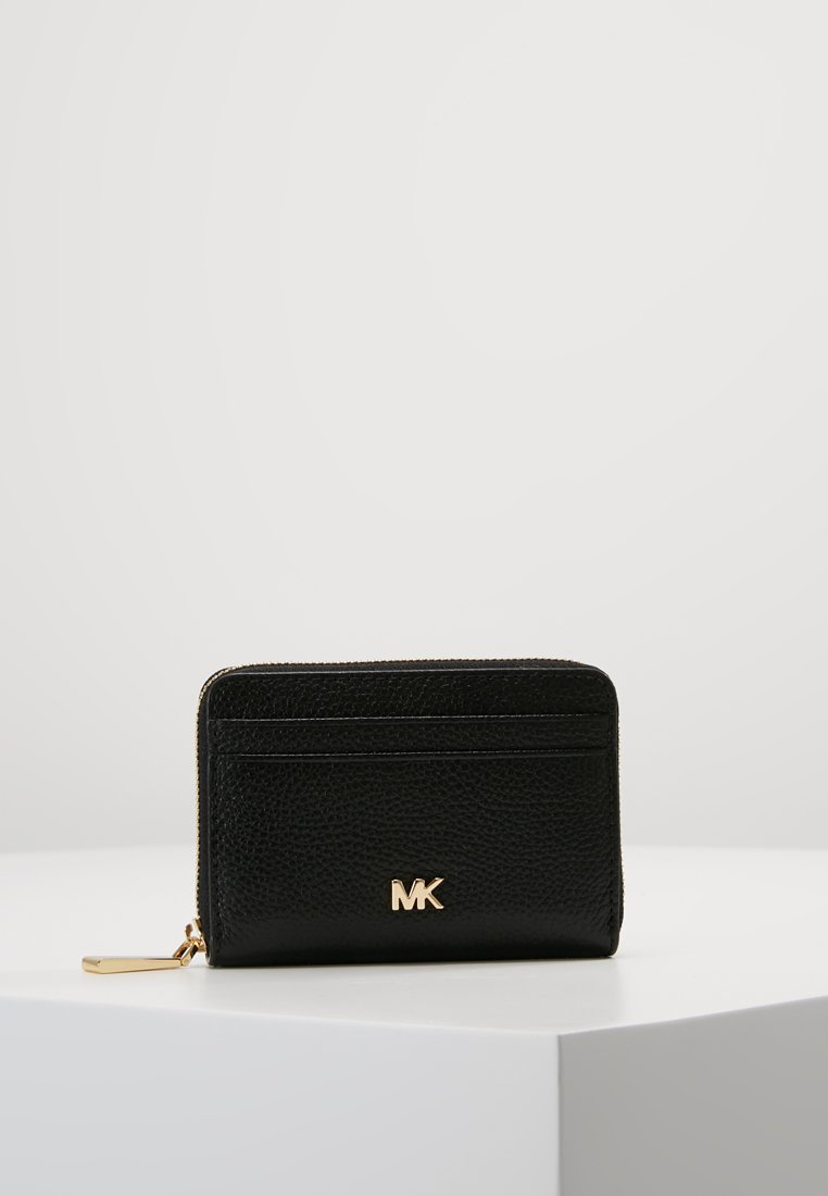 MICHAEL Michael Kors - MONEY PIECES CARD CASE - Portemonnee - black