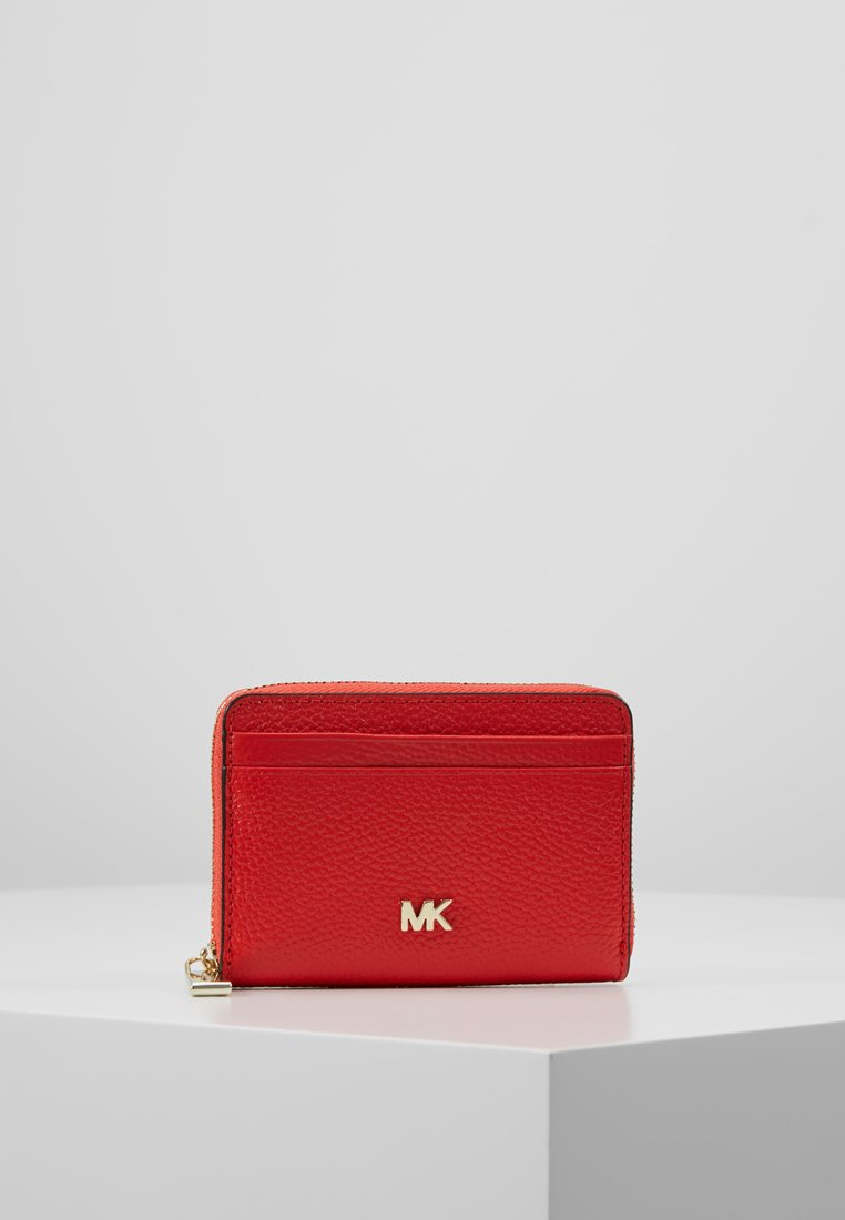 MICHAEL Michael Kors - MONEY PIECES COIN CARD CASE - Monedero - sea coral