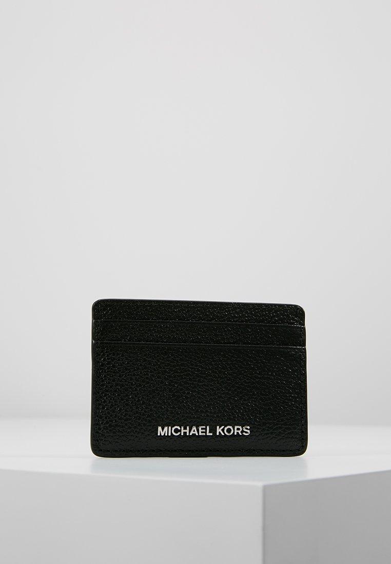 MICHAEL Michael Kors - MONEY PIECES CARD HOLDER - Lompakko - black