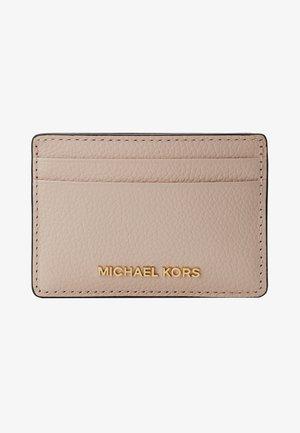 JET SET CARD HOLDER MERCER - Portemonnee - soft pink