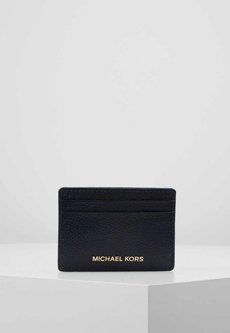 MICHAEL Michael Kors - JET SET CARD HOLDER MERCER - Visitkortsfodral - admiral