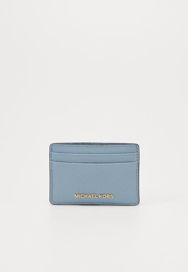 JET SET CARD HOLDER MERCER - Plånbok - pale blue